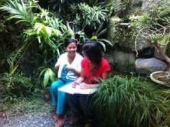 Jasmine Bali BISA Student