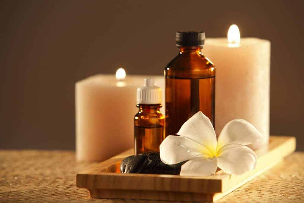 Aromatherapy Therapeutic Massage Oils for Spring