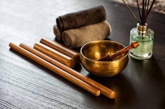 Bamboo Massage Sticks