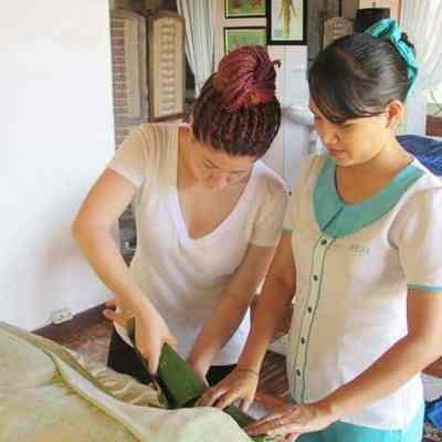 Learn Massage Bali
