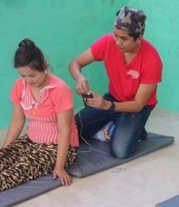 Wellness - Chiva Som Community outreach program