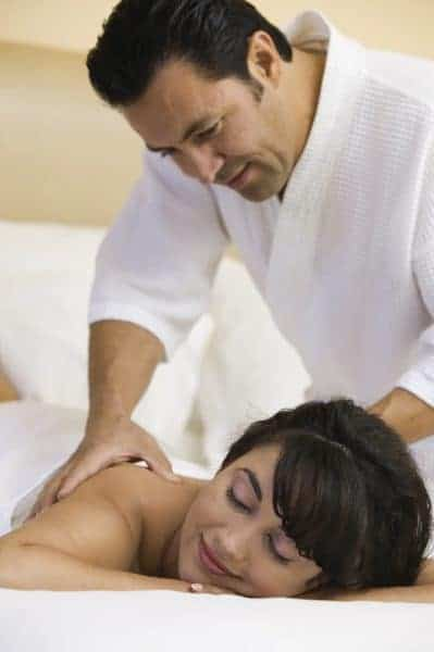 Male Spa Therapist