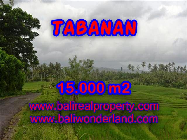 Land in Bali for sale, Outstanding view in Tabanan soka Bali – TJTB094