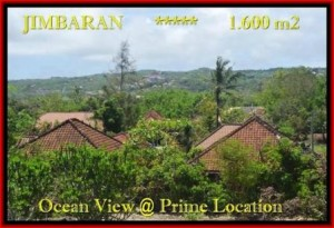 FOR SALE Exotic PROPERTY LAND IN Jimbaran Ungasan TJJI089