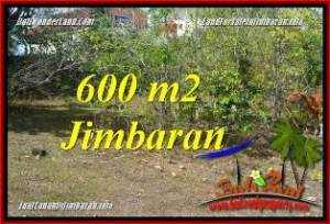 Magnificent PROPERTY 600 m2 LAND FOR SALE IN JIMBARAN PECATU BALI TJJI134