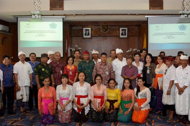 Puluhan Peserta KTNA Ikuti PENAS di Aceh
