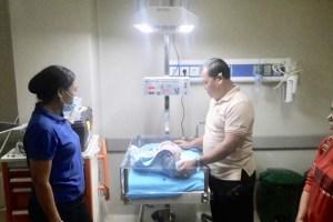 Polsek Mengwi Dalami Penemuan Bayi di Pasar Mengwi
