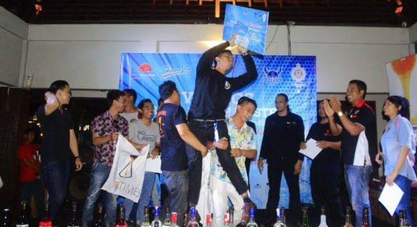 I Gede Adi Jaya Wakili Indonesia pada Kejuaraan Bartender Thailand