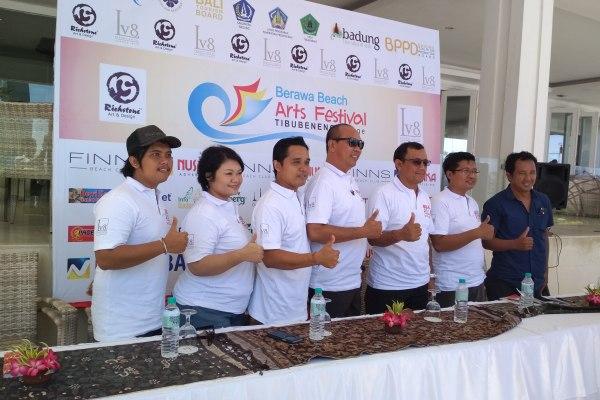 Berawa Beach Arts Festival, Seni Menggeliatkan Bali PesisirLibatkan Ribuan Seniman