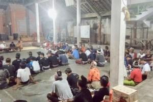 """Giliran Banjar Anyar Kusamba Bulat Dukung """"Satu Jalur"""""""