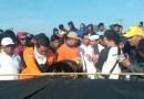 Rai Mantra Naikkan Layangan Bersama Ribuan Warga Sanur