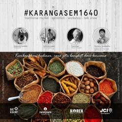 """Korek Gelar """"Karangasem 1640"""" Kembangkan Kuliner, Cara Jitu Bangkit dari Bencana"""