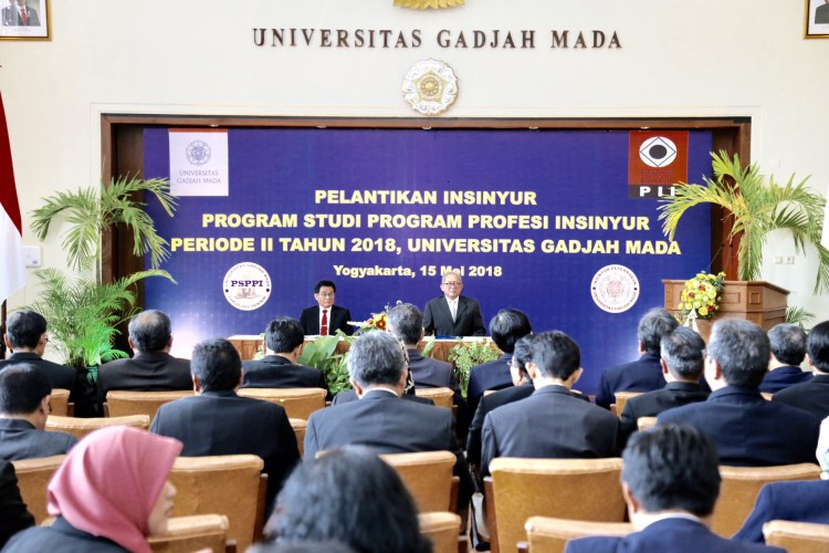 Insinyur Indonesia Diharapkan Tingkatkan Daya Saing Bangsa
