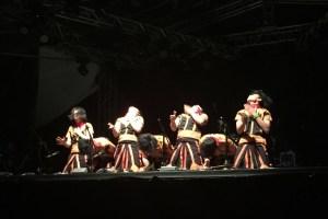 Gayagayo Mencelikkan Mata Dunia di Rainforest World Music Festival 2018