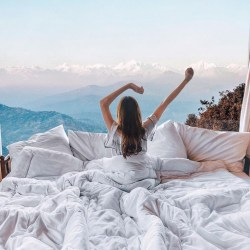 Bangun Pagi Tanpa Alarm? Bisa!