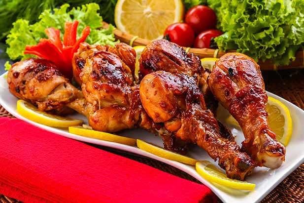 Masak Ayam Panggang Pake Teflon? Bisa Banget! Ini Resepnya