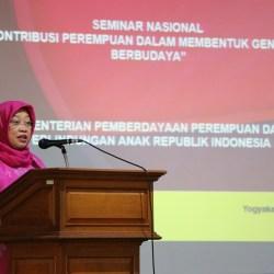Menteri Yohana: Perlu Usaha Bersama Putus Mata Rantai Perkawinan Anak
