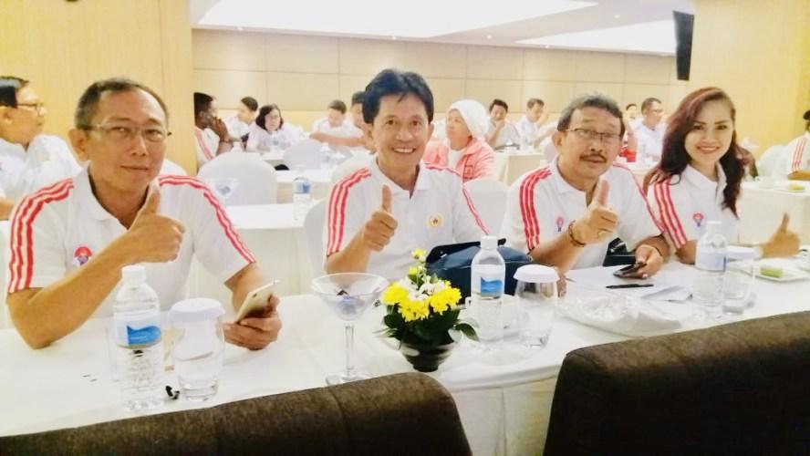 Pelatihan Kapasitas Manajemen Olahraga, KONI Bali Tingkatkan Kualitas SDM Pengurus