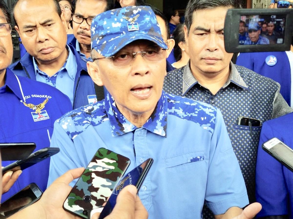 Ketua BPOKK: Tak Ada Plt. di Demokrat Bali