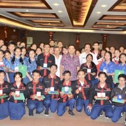Peneliti Muda Denpasar Sukses Raih 7 Special Award dan 10 Medali Emas di Thailand