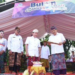 Bulan Bahasa Bali Jadi Ajang Penguatan Wiweka Dalam Era Modernisasi