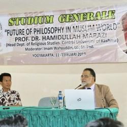 Pakar Filsafat Centar University of Khasmir Bahas Masa Depan Filsafat Dalam Dunia Islam di UGM