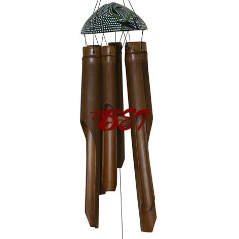bali bamboo windchime