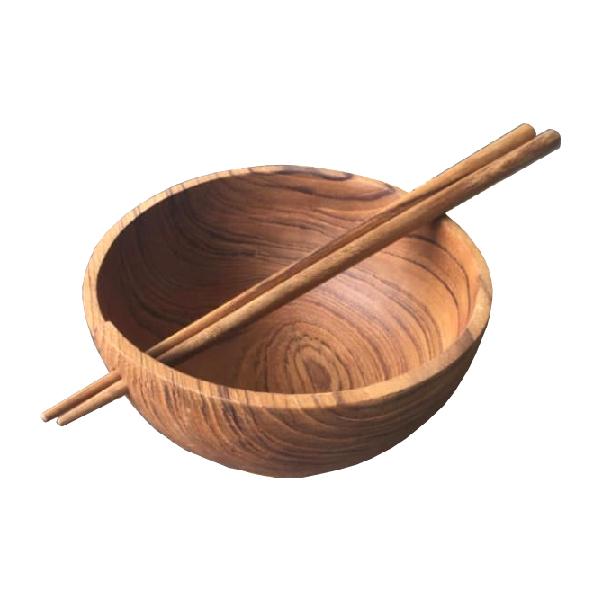 Bali wooden bowl