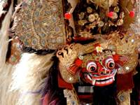 Barong Dance in Batubulan