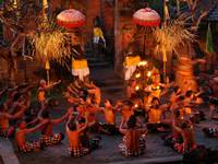 Kecak Dance at Ubud or Batubulan