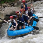 Bali Rafting Ayung River Graha PS3