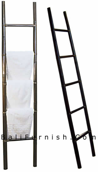 bamboo outdoor chairs rustic wedding chair sashes ladder for bathroom or garden decorative accessory from bali indonesia