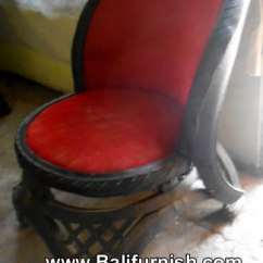 8 Chair Table Size Metal Frame Leather Dining Recycled Rubber Tire Furniture From Indonesia. Re Use Car Chairs Indonesia