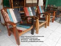 Boat Wood Furniture Factory Indonesia
