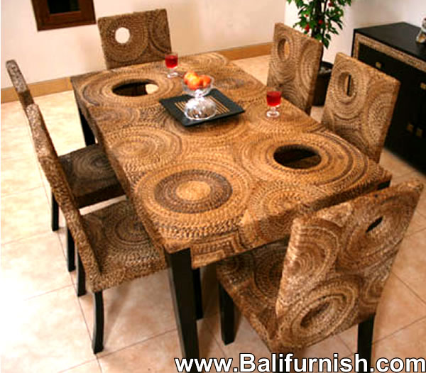 Chairs Table Dining 4