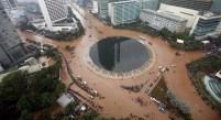 Bali News | Heavy Rain Made Jakarta Flooding