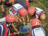 amlin singapore, amlin, atv riding, treasure hunt, team building
