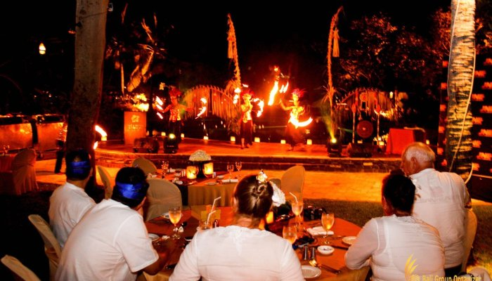 Function Dinner – Bali Entertainments, Lighting and Sound System Rental