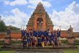 Group photo, Syngenta Group, Taman Ayun temple