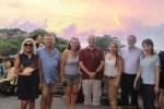 PEFC visit to Tanah Lot Temple