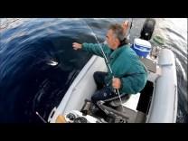 Tekneden LRF takımı ile yemli avcılık
