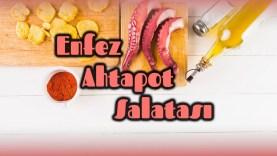 Ahtapot Salatası Nasıl Yapılır