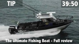 FULL REVIEW OF MATT WATSONS ULTIMATE FISHING BOAT – STABICRAFT 2750