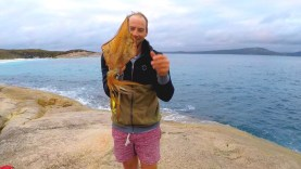How to catch and cook squid