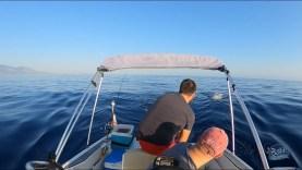 Albacore orkinos avında balıktan güzel dayak yedik :)