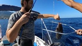 Tekneden atçek ve jigging ile balık avı