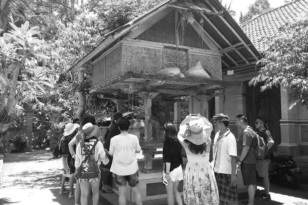 Ancient Bali Tour Bongkasa Village – Half Day Tour 04
