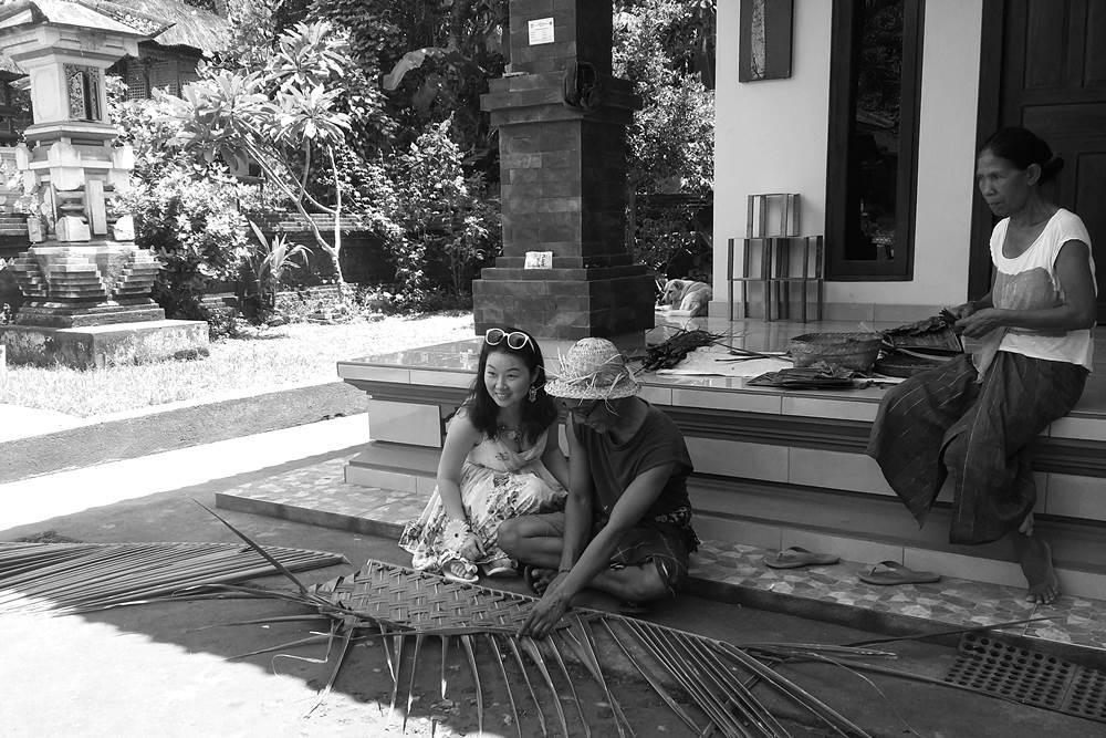 Ancient Bali Tour Bongkasa Village – Half Day Tour 05