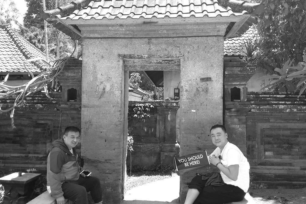 Ancient Bali Tour Bongkasa Village – Half Day Tour 08