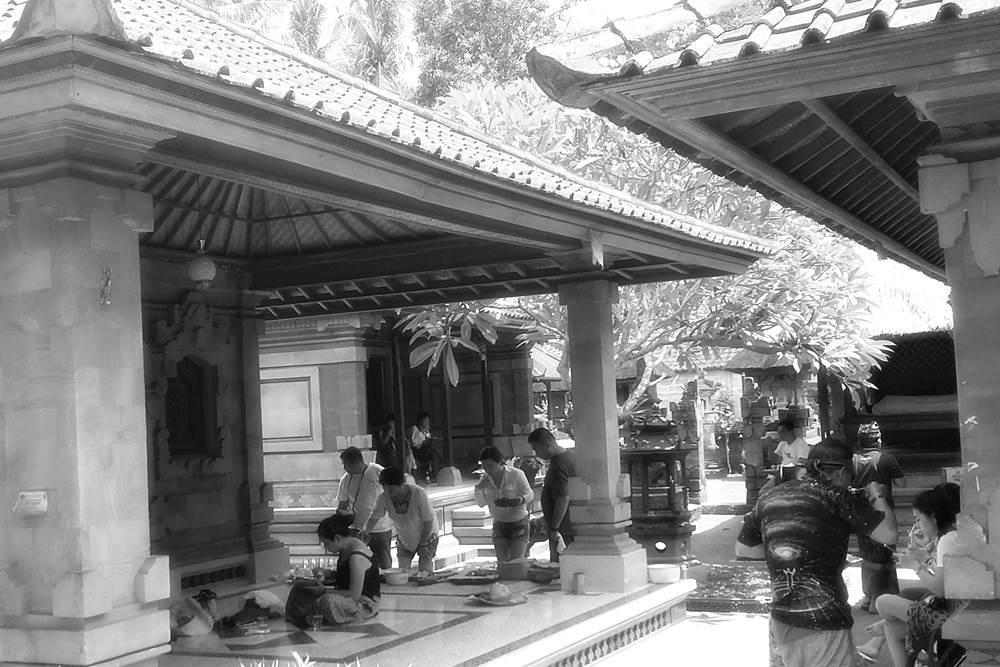 Ancient Bali Tour Bongkasa Village – Half Day Tour 09